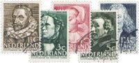 Nederland 1938 - Nr. 305-309 - Gebruikt