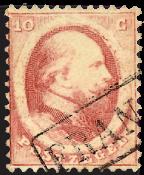 Nederland 1864 - Nr. 5 - Gebruikt