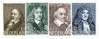 Holland 1937 - NVPH 296-299 - Ubrugt