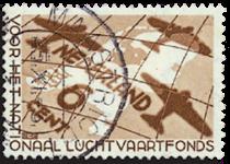 Holland 1935 - NVPH 278 - Stemplet