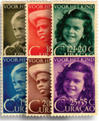 Curacao 1948 - Nr. 200-205 - Postfris