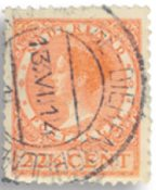 Holland - NVPH191 - Stemplet