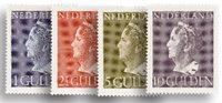 Pays-Bas - NVPH 346-349 - Neuf avec charnière