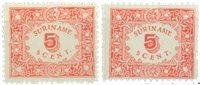 Nederland - Hulpuitgifte 1909 (nr. 58+59, postfris)