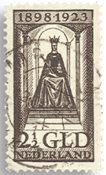 Holland 1923 - NVPH 130 - Stemplet