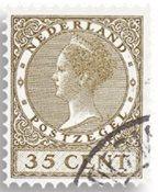 Holland - NVPH195 - Stemplet