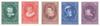 Holland 1955 - NVPH 666-670 - Postfrisk