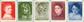 Holland 1957 - NVPH 702-706 - Postfrisk