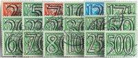 Pays-Bas - NVPH 356-373 - Oblitéré