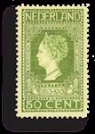 Holland 1913 - NVPH 97 - Ubrugt