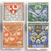 Holland 1926 - NVPH R74-R77 - Ubrugt