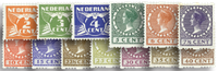 Netherlands 1926-1927 - NVPH R19-R31 - Unused