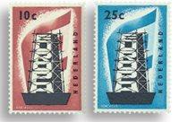 Netherlands 1956 - NVPH 681-682 - Mint