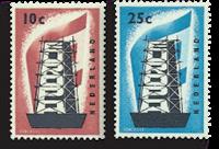 Nederland 1956 - Nr. 681-682 - Postfris