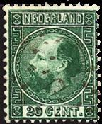 Nederland 1867-1868 - Nr. 10 - Gebruikt