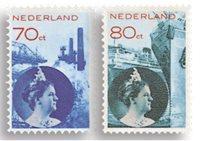 Pays-Bas - NVPH 236-237 - Neuf avec charnière