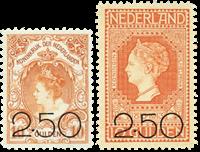 Nederland Opruimingsuitgifte 1920 - Nr. 104-105 - Ongebruikt