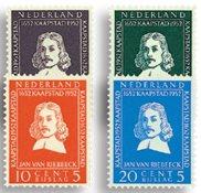 Pays-Bas - NVPH 578-581 - Neuf