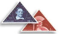 Netherlands 1936 - NVPH 287-288 - Mint