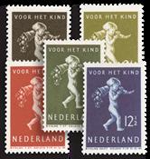Nederland - Nr. 327-331 - Ongebruikt