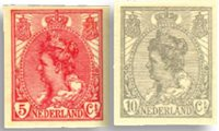 Nederland 1923 - Nr. 82-83 - Postfris