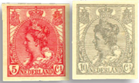 Holland 1923 - NVPH 82-83 - Postfrisk