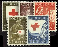 Pays-Bas - NVPH 607-611 - Neuf