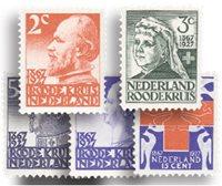 Pays-Bas - NVPH 203-207 - Neuf