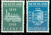 Nederland - Nr. 325-326 - Ongebruikt