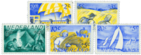 Holland 1949 - NVPH 513-517 - Postfrisk