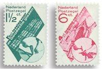 Pays-Bas - NVPH 238-239 - Neuf avec charnière