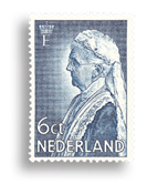 Holland 1934- NVPH 269 - Ubrugt