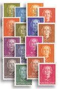 Pays-Bas 1949-51 - NVPH 518-533 - Neuf avec charnière