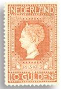 Pays-Bas 1913 - NVPH 101 - Neuf avec charnière