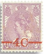 Holland 1921 - NVPH 106 - Postfrisk