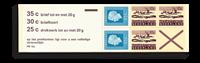 Holland - frimærkehæfte 12