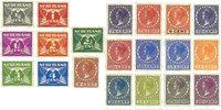 Pays-Bas 1928 - NVPH R33-R56 - Neuf