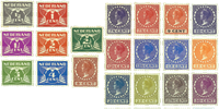 Nederland 1928 - Nr. R33-R56 - Postfris