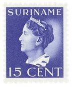 Nederland - Koningin Wilhelmina 1941 (nr. 194, postfris)