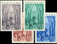 Nederland - Jeugdwerk 1954 (nr. 312-315, postfris)