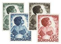 Nederland - Kinderzegels 1936 (nr. 179-182, postfris)
