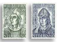 Netherlands 1939 - NVPH 323-324 - Mint