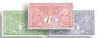 Holland 1906 - NVPH 84-86 - Postfrisk