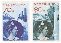 Pays-Bas - NVPH 236-237 - Neuf