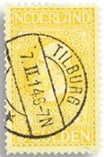 Holland 1913 - NVPH 100 - Stemplet