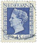 Holland - NVPH 487 - Stemplet