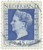 Holland - NVPH 487 - Stemplet