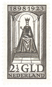Holland 1923 - NVPH 130 - Ubrugt