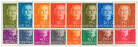 Holland 1949 - NVPH 518-533 - Postfrisk