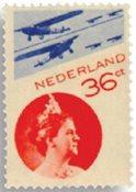 Holland - NVPH LP9 - Postfrisk
